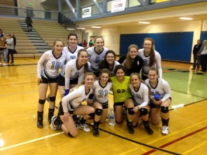 Chugiak Volleyball 2