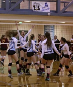 Chugiak Volleyball
